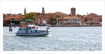 location peniche venise