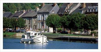 Location péniche Ardennes