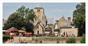 Croisière fluviale Mayenne