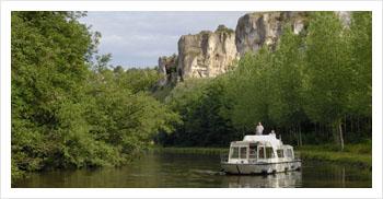 Location bateau Bourgogne