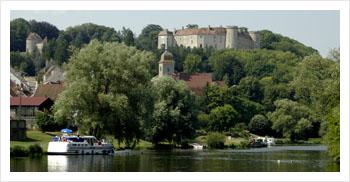 Location péniche Bourgogne
