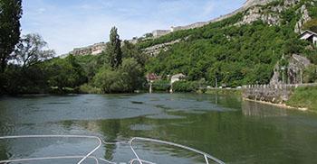 Location bateau Franche Comté