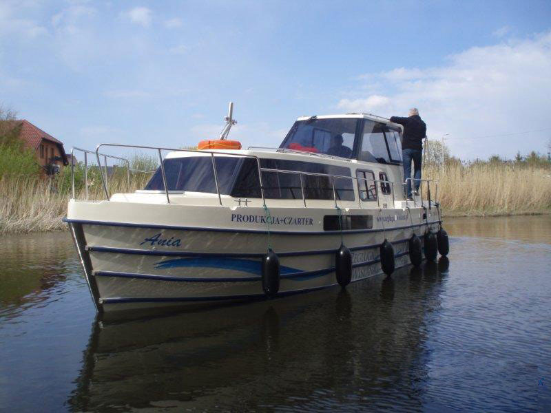 Vistula Cruiser 30 S